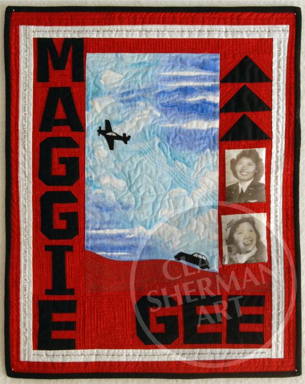 Maggie's Quilt 2014