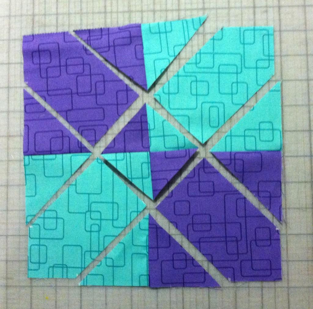 diagonal 4 patch 1