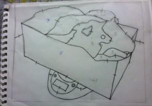 tracing paper Milkshake