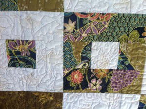 Janets quilt detail