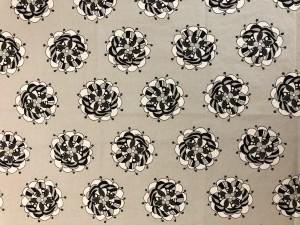 corona fabric