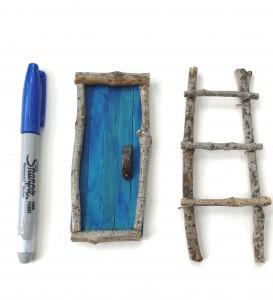 wood ladder.2
